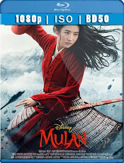 Mulán (2020) BD50 [1080p] Latino [GoogleDrive] SilvestreHD