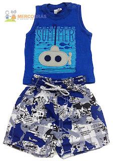 Fornecedores de moda infantil do Paraná