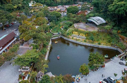 Tlogo Putri Kaliurang, Wisata Alam Jogja Sleman Terbaru 2021