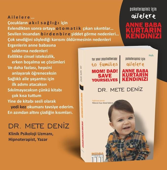 Aile Mutluluğu için Psikoterapiye İhtiyacı Olanlara Kitap Önerisi