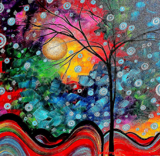 Famous Abstract Tree Paintings Amazing Wallpapers