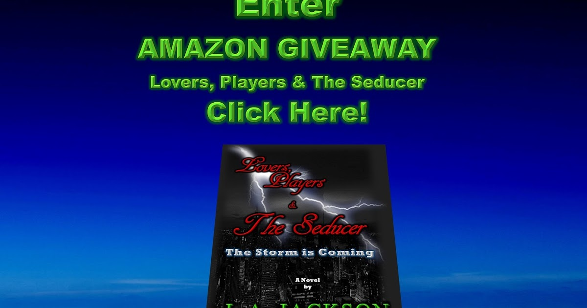 Jajackson Enter This Amazon Giveaway