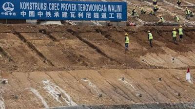 1000 Perusahaan China Sudah Beroperasi di Indonesia