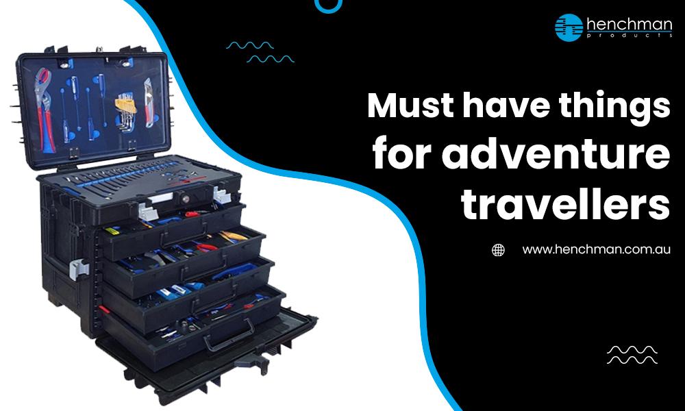 adventure travellers