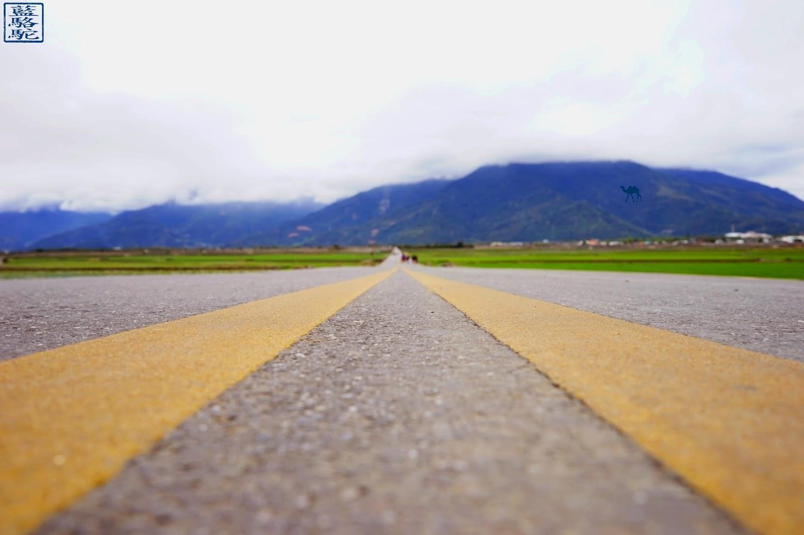Le Chameau Bleu - Route de Shichang - Séjour à Taiwan - Chose a faire