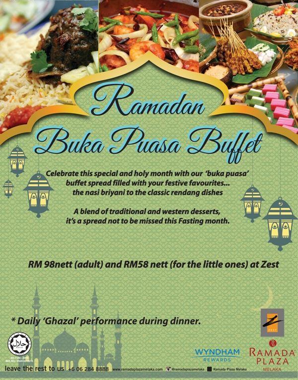 buffet ramadhan ramada plaza