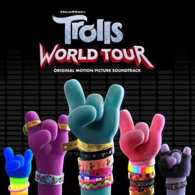 TROLLS World Tour (Original Motion Picture Soundtrack) (2020) - Album Download, Itunes Cover, Official Cover, Album CD Cover Art, Tracklist, 320KBPS, Zip album