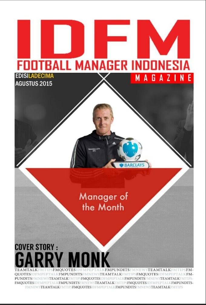 Magazine Indonesia Football Manager Edisi Sepuluh