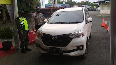 70 Mobil Plat Luar Purbalingga Terjaring Operasi Yustisi Dalam Waktu 1 Jam