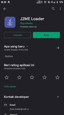 Cara Mudah Memainkan Game Java di Android