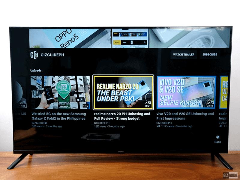 "realme Smart TV 43"""
