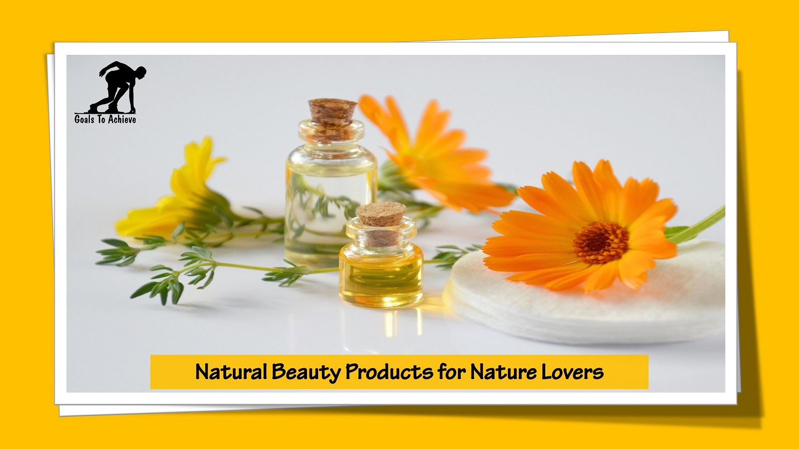 Natural Beauty Products for Nature Lovers