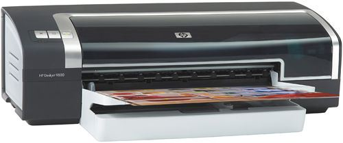 HP Deskjet 9800 Manual