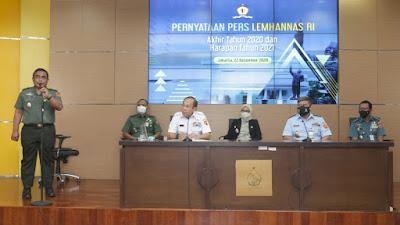 Lemhannas RI: Indonesia Harus Mengejar Ketertinggalan Pendidikan Selama Wabah Covid