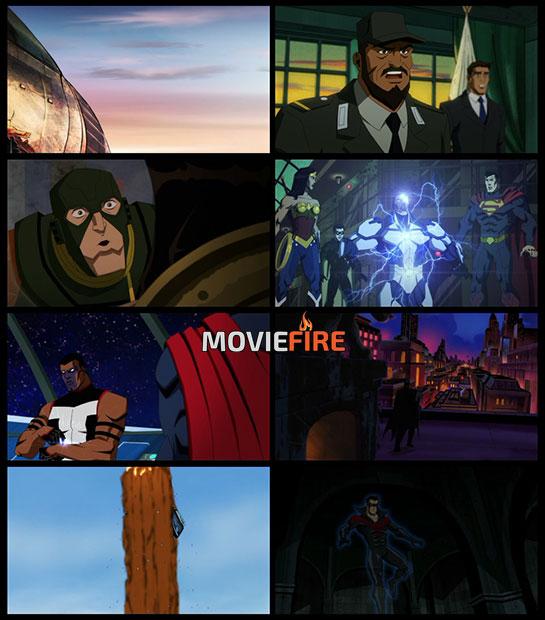 Injustice (2021) 1080p