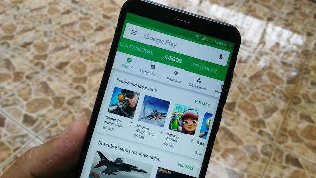 Los 10 juegos más buscados en Google Play 2018