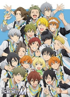 The iDOLM@STER SideM Opening/Ending Mp3 [Complete]