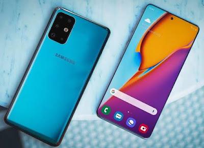 Cara install tema Samsung Galaxy S20 Ultra di hp realme