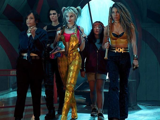 Harley Quinn: Birds of Prey cast