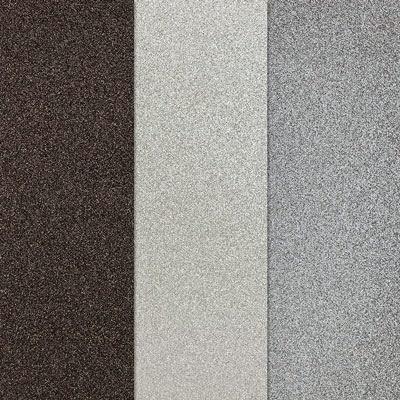 Black & Grey Glitter Paper