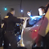 Captan a policías plantando drogas en un coche para incriminar a un sujeto