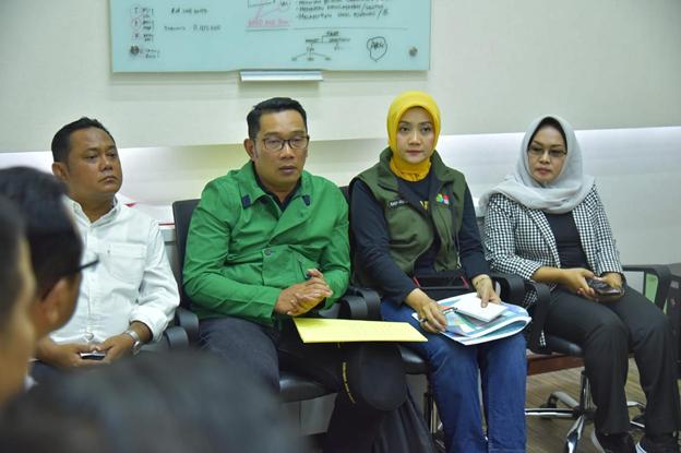 Gubernur Jawa Barat Puji Kantor Bpbd Kabupaten Bekasi