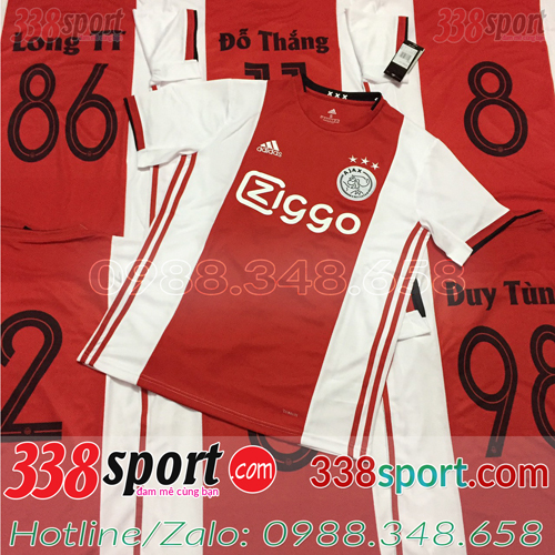 In áo bóng đá tại Sơn La