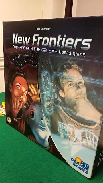 New Frontiers, provato e approvato is the new cotto e mangiato.