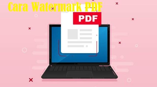 Cara Watermark PDF