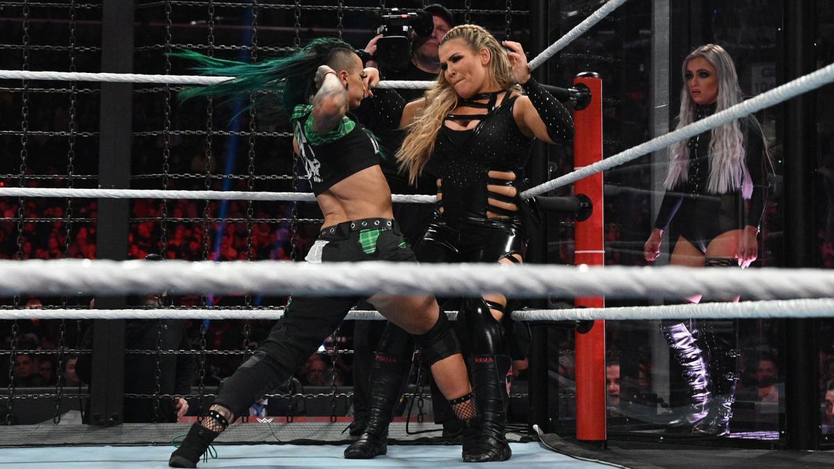 WWE não deverá realizar Elimination Chamber feminina