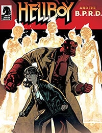 Hellboy and the B.P.R.D.: The Seven Wives Club