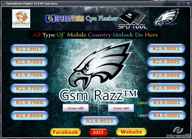 Spd Flash Tool All in One V2 Free By Gsm Razz hard-reset net