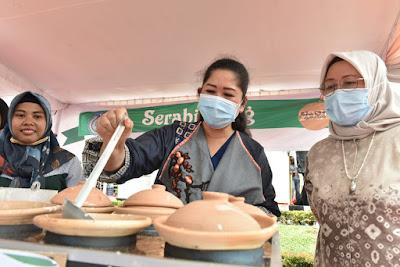 Feby Deru : Festival Rempah Jadi Ajang Promosi  Potensi Daerah