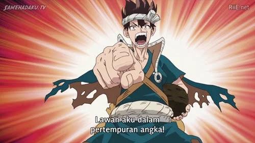 Dr. Stone Episode 7 Subtitle Indonesia