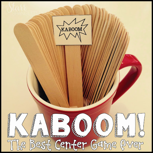 Kaboom! Possibly The Best Center Game Ever!