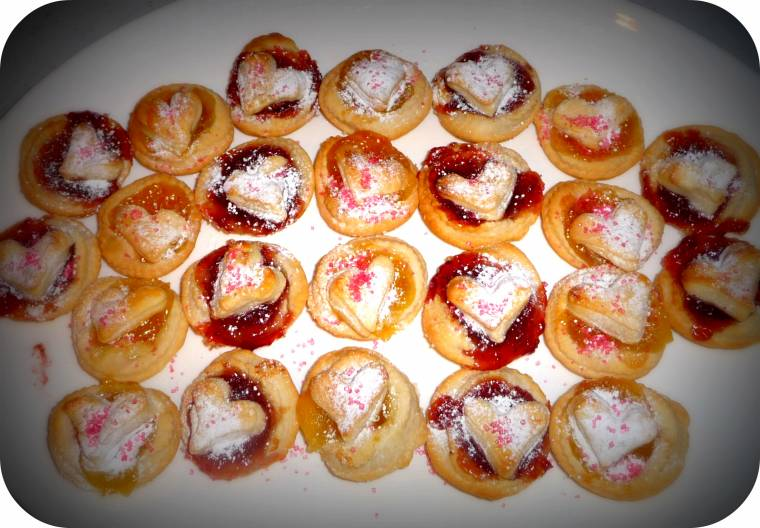 I Heart You Tarts: Valentine's Day Afternoon Tea Ideas