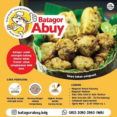 Batagor Abuy Bandung