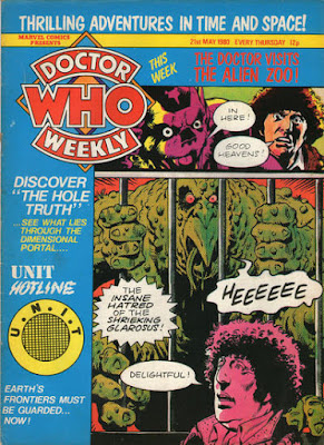 Doctor Who Weekly #32
