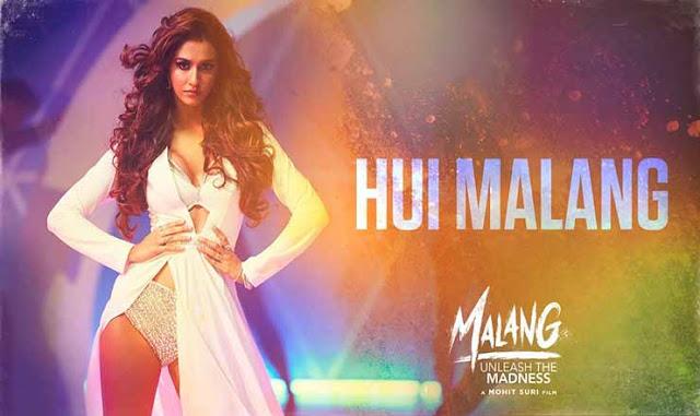 Hui Malang Song Lyrics in Hindi I MALANG I ASEES KAUR I VED SHARMA