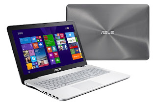 Asus N551ZU Drivers Download windows 8.1 and windows 10  64 bit