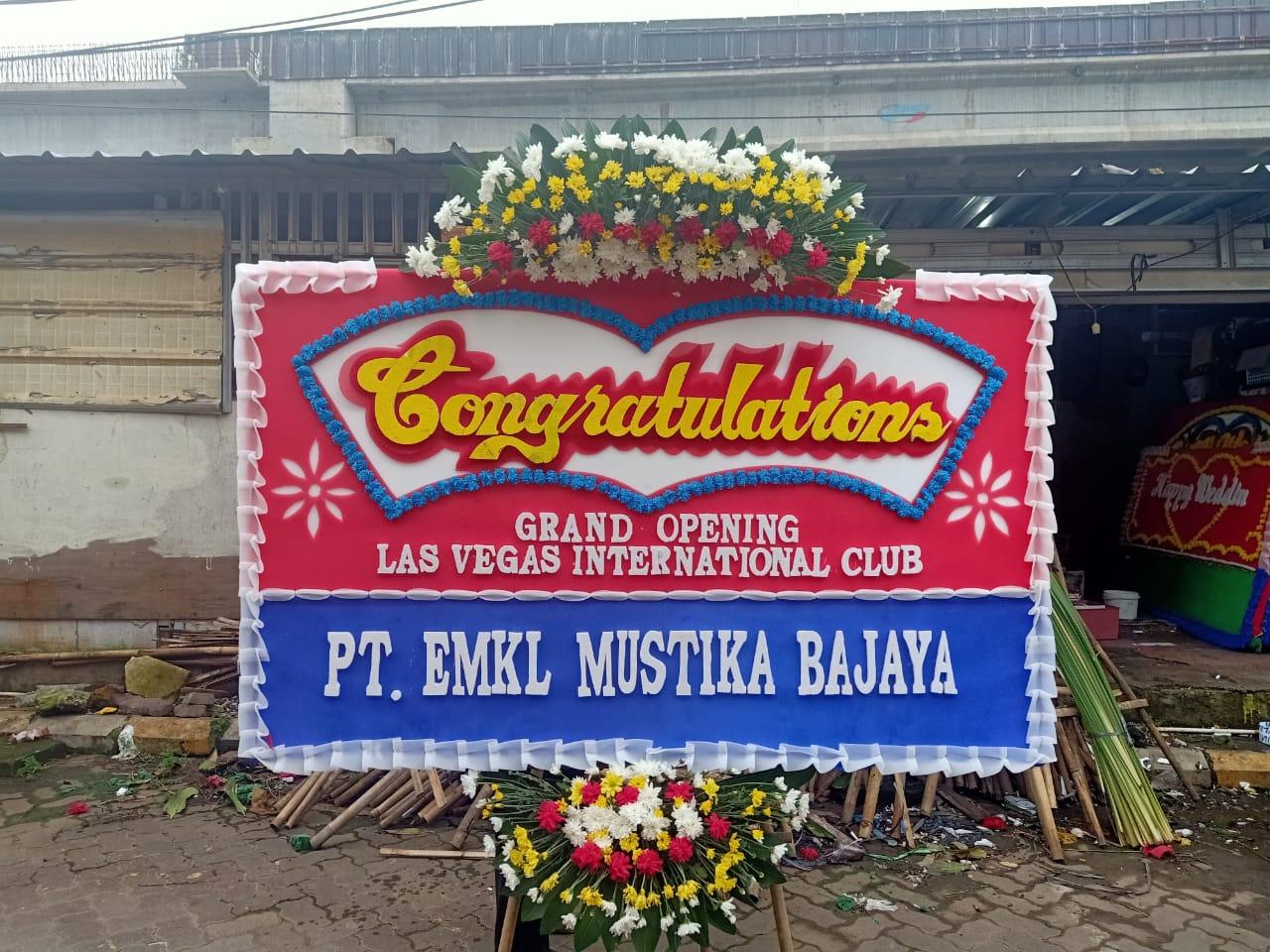 Bunga Papan Congratullations 005
