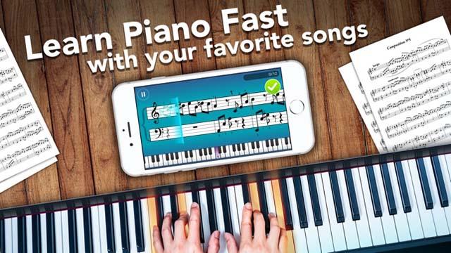 Simply Piano - Aplikasi Alat Musik Terbaik Untuk Smartphone Android