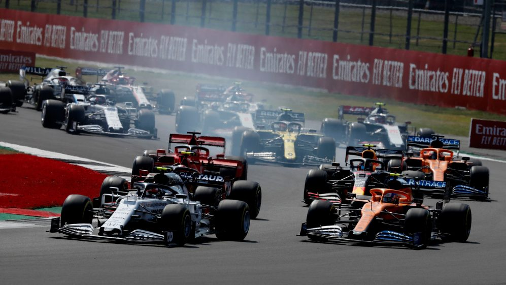 A Fórmula 1 anuncia a Crypto.com como parceira global inaugural da série F1 Sprint
