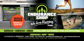 ENDURANCE SHOP TOURS