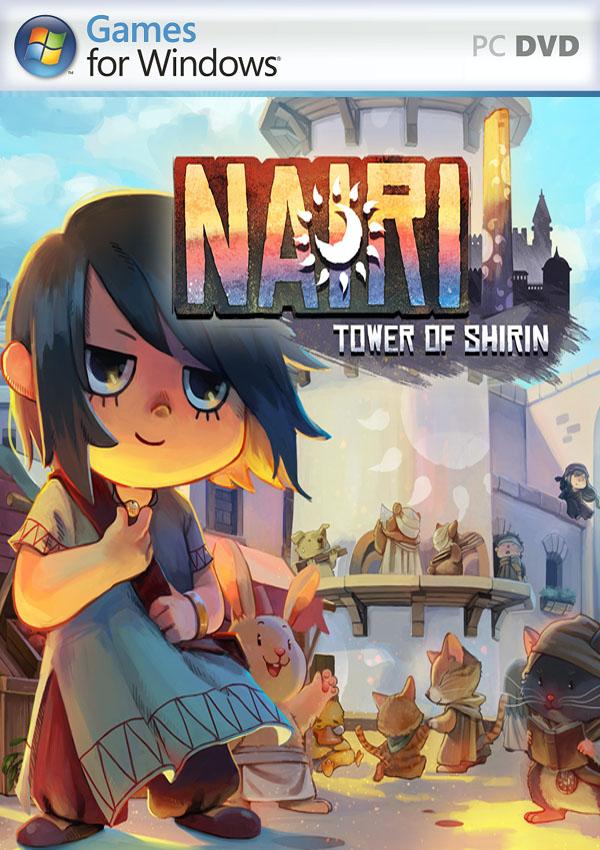 NAIRI Tower of Shirin PC Cover