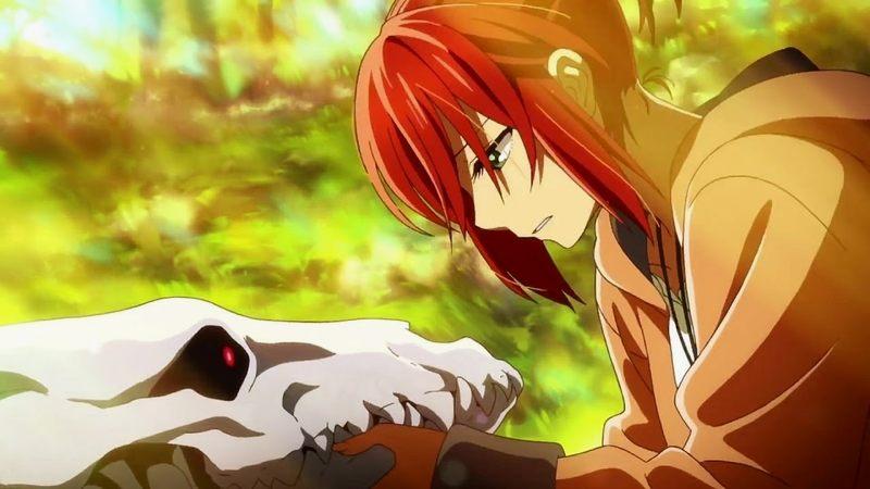 Mahoutsukai no Yome adalah anime yang diadaptasi dari manga terkenal