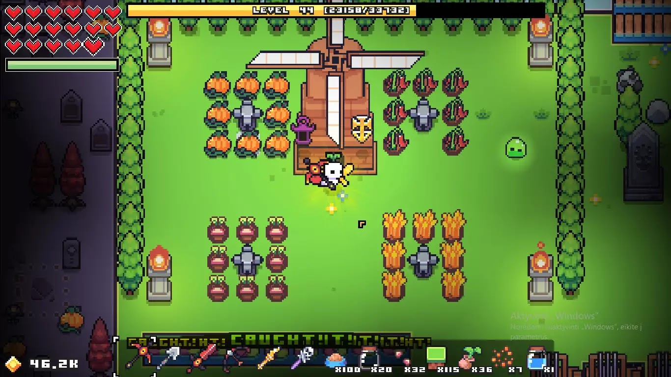 Forager game images