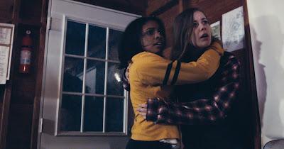 horror slasher killer thriller tension gore murder camp killer film school art school project