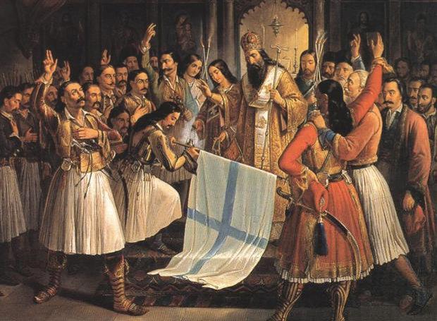 25η Μαρτίου 1821 και Εθνική Επέτειος