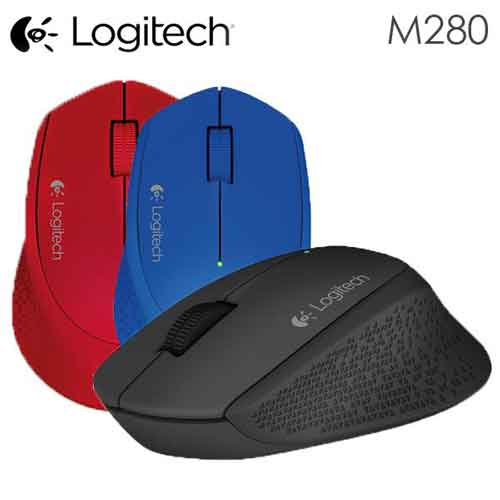 Chuột không dây LASER Logitech M280 chính hãng giá sỉ và lẻ rẻ nhất